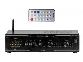 Imagem - Amplificador e receiver para som ambiente com 300W (2 x 150W RMS @ 4 Ohms) | SLIM 3800 APP MULTI-CHANNEL | Frahm - SLIM 3800 APP MULTI-CHANNEL