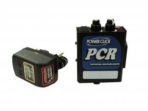 Imagem - Amplificador para fone com In / Out XLR | Bateria 9v ou Fonte Bivolt já inclusa | Power Click | PCR - PCRF