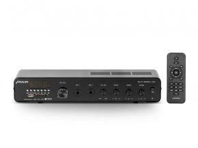 Imagem - Amplificador som ambiente com 120W | Bluetooth, USB, FM e Microfone | Frahm | SLIM 2000 APP G2 - SLIM2000APPG2