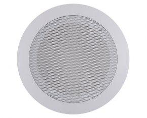 Imagem - Arandela redonda 2 vias com alto-falante coaxial de 6