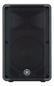 Imagem - Caixa acústica 2 vias bi-amplificada | 12 polegadas | 1000W | 131dB SPL | Yamaha | DBR12