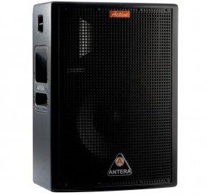 Imagem - Caixa ativa de 2 vias com 220W RMS e alto falante de 10 polegadas | Antera | TS 400 AX - TS400AX