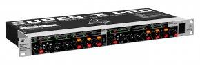 Imagem - Crossover 3 vias estéreo ou 4 vias mono| Limiter individual, Delay e Saida Sub | Behringer | CX3400 - CX3400