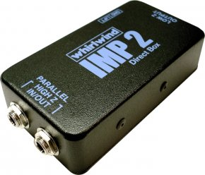 Imagem - Direct box passivo | IMP2 | Whirlwind - IMP2