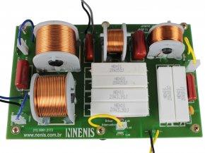 Imagem - Divisor de Frequência 2 vias Passivo | 1 ou 2 Alto-falantes + 1 Driver Titanium de até 1200W RMS | DF1202TI | Nenis