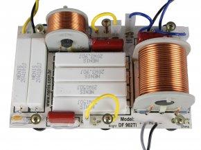 Imagem - Divisor de Frequência 2 vias  Passivo | 1 ou 2 Alto-falantes + 1 Driver Titanium de até 900W RMS | DF902TI | Nenis