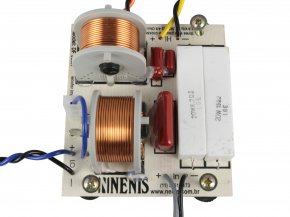 Imagem - Divisor de Frequência 3 vias Passivo | 1 ou 2 Alto-falantes, 1 driver e 1 tweeter de até 350W RMS | DF353H | Nenis
