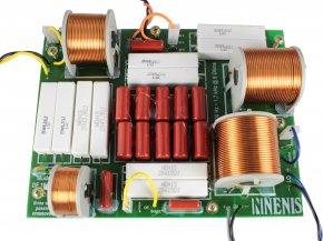 Imagem - Divisor de Frequência 3 vias Passivo | 1 ou 2 Alto-falantes de grave, 1 Alto-falante de medio e Driver de Titanium de até 1050W RMS | DF1053TI | Nenis