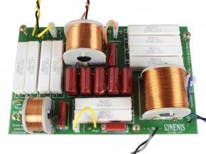 Imagem - Divisor de Frequência 3 vias Passivo | 1 ou 2 Alto-falantes de grave, 1 Alto-falante de médio e Driver Titanium de até 950W RMS | DF953TI | Nenis