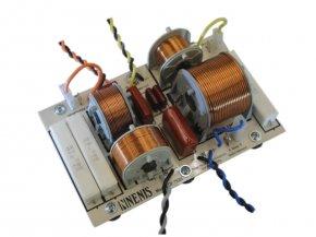 Imagem - Divisor de Frequência 3 vias Passivo | 1 ou 2 Alto-falantes de grave, 1 Driver fenólico e 1 Tweeter de até 750W RMS  | DF753H | Nenis