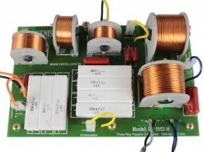 Imagem - Divisor de Frequência 3 vias Passivo | Sub, Driver fenólico e Tweeter de até 1150W RMS | DF1153H | Nenis
