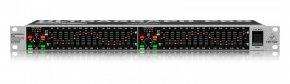 Imagem - Equalizador gráfico estéreo profissional | 15 bandas padrão rack 19