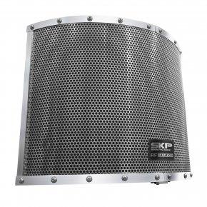 Imagem - Filtro de reflexão para vocal | Ideal para espaços sem tratamento acústico | SKP Pro Áudio | RF-30 STUDIO - SARF-30STUDIO
