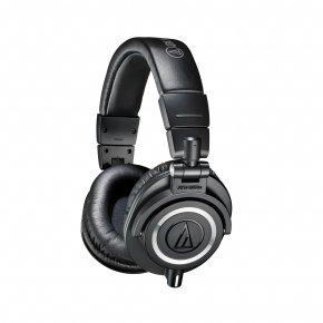Imagem - Fone de cabeça profissional para monitoramento | ATH-M50x | Audio Technica - ATH-M50X