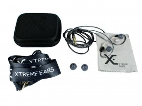 Imagem - Fone In-Ear Transparente com 1 Microdriver de 117 dB | XTREME EARS | STAGE - STAGETP