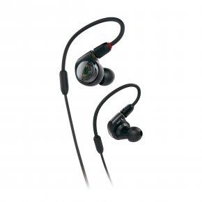 Imagem - Fone de ouvido intra-auricular profissional para monitoração (in-ear) | ATH-E40 | Audio Tecnhnica - ATH-E40