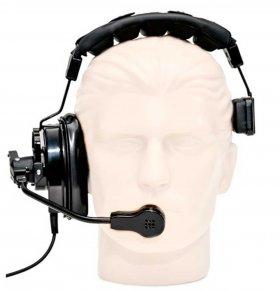 Imagem - Fone Headset com microfone cardioide para sistema de intercom | MGA Pro Audio | HS-2 - HS2