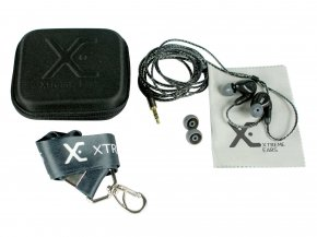 Imagem - Fone In-Ear Preto com 1 Microdriver de 117 dB | XTREME EARS | STAGE - STAGEP