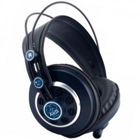 Imagem - Fone profissional Semi-aberto Over-ear, ideal para Monitoramento de estúdio | AKG | K240 MKII - K240MKII