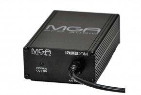 Imagem - Fonte de alimentação bivolt para sistema de comunicação intercom MGA | MGA Pro Audio | PS-1 - PS-1