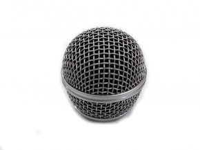 Imagem - Globo de alumínio para microfone MS-420-VHF | TSI | GB-MS420 - GB-MS420