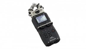 Imagem - Gravador Digital Portátil de Áudio | Cartão SD ou SDHC | Microfone XYH-5 XY | WAV, MP3 | Zoom | H5 - H5
