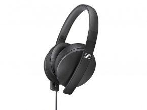 Imagem - Headphone Over-ear fechado, graves poderosos, dinâmicos e redução de ruídos | Sennheiser | HD300  - HD300