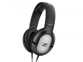 Imagem - Headphone Over-ear, graves nítidos e atenuação de ruídos externos | Sennheiser | HD206 - HD206