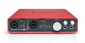Imagem - Interface de áudio USB 2.0 com 2 Pré-amplificadores de microfone Focusrite | Scarlett 6i6 1st generation - SCARLETT6I6