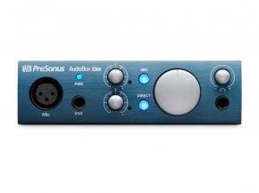 Imagem - Interface de áudio USB 2.0 para gravação em PC, Mac, Ipad e 2 canais | Presonus | AudioBox iOne - AUDIOBOXIONE