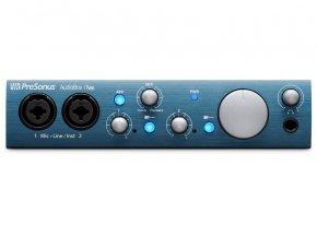 Imagem - Interface de áudio USB 2.0 para PC, Mac e Ipad | 2 canais, MIDI | Presonus | AudioBox iTwo - AUDIOBOXITWO