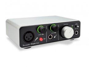 Imagem - Interface de áudio USB com 2 canais para gravação em iPad, Mac ou PC | Focusrite | iTrack Solo - ITRACKSOLO
