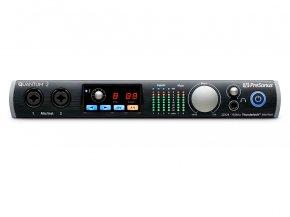 Imagem - Interface Thunderbolt com 4 pré-ampli expansível até 18 entradas digitais | Presonus | Quantum 2 - QUANTUM2
