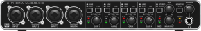 Imagem - Interface USB 4 entradas e 4 saídas | Pré-amplificador MIDAS | Behringer | U-CONTROL UMC404HD - UMC404HD