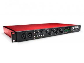 Imagem - Interface USB de Rack 19'' | 8 pré-ampli, MIDI e Optical | Focusrite | Scarlett 18i20 2nd Geração - SCALETT18I20/2G