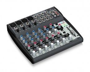 Imagem - Mesa analógica 8 canais   4 pré-amplificadores XLR + 4 canais estéreo   Behringer   XENYX 1202 - XENIX1202