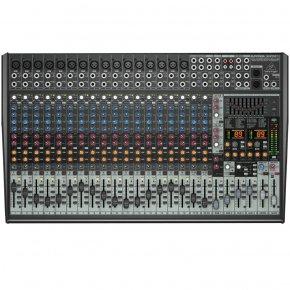 Imagem - Mesa de som analógica com 20 canais de entrada , 4 auxiliares, EQ e FX | Behringer | SX2442FX - SX2442FX