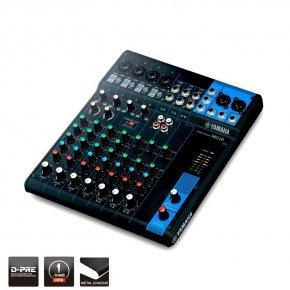 Imagem - Mesa de som analógica com: 4 Mic / 10 Line (4 mono + 3 stereo) | MG10 | Yamaha