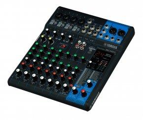 Imagem - Mesa de som analógica com: 4 Mic / 10 Line (4 mono + 3 stereo) | USB | FX | MG10XU | Yamaha