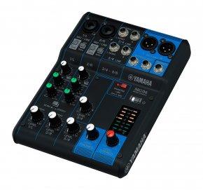 Imagem - Mesa de som analógica com 6 canais: Max. 2 Mic / 6 Line Inputs (2 mono + 2 stereo) | MG06 | Yamaha