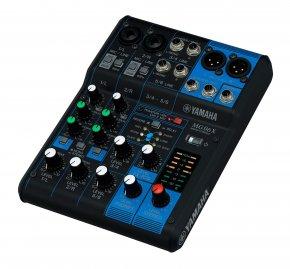 Imagem - Mesa de som analógica com 6 canais: Max. 2 Mic / 6 Line Inputs (2 mono + 2 stereo) | FX | MG06X | Yamaha