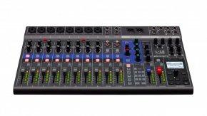 Imagem - Mesa de som com 12 canais e gravador | LiveTrak L-12 | Zoom - L-12