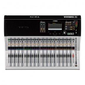 Imagem - Mesa de som digital com 48 canais (40 mono + 2 stereo+ 2 return) | 20 Aux buses | Yamaha | TF5