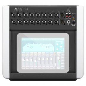 Imagem - Mesa digital com 16 canais, 6 AUX, controle via Tablet Ipad e Android   Behringer   Xair X18 - X18