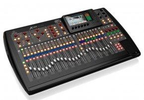 Imagem - Mesa digital com 32 canais, 32 pré-ampli de microfone MIDAS e 16 saídas XLR  | Behringer | X32 - X32