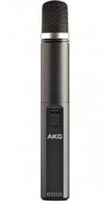 Imagem - Microfone condensador, capsula Cardioide ou Hipercardioide, Bateria ou Phantom | AKG | C1000 S - C1000S