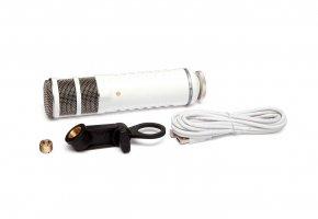 Imagem - Microfone dinâmico cardioide USB com saída para Fone e controle de volume | RODE | PODCASTER - PODCASTER