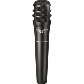 Imagem - Microfone dinâmico cardióide para captação de instrumentos musicais e uso geral | PRO 63 | audio-technica