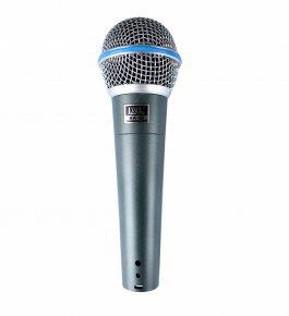 Imagem - Microfone dinâmico profissional com fio | BA58 | JWL - BA58