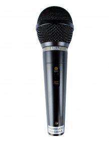 Imagem - Microfone dinâmico profissional com fio (uni-direcional) | BA30 | JWL - BA30